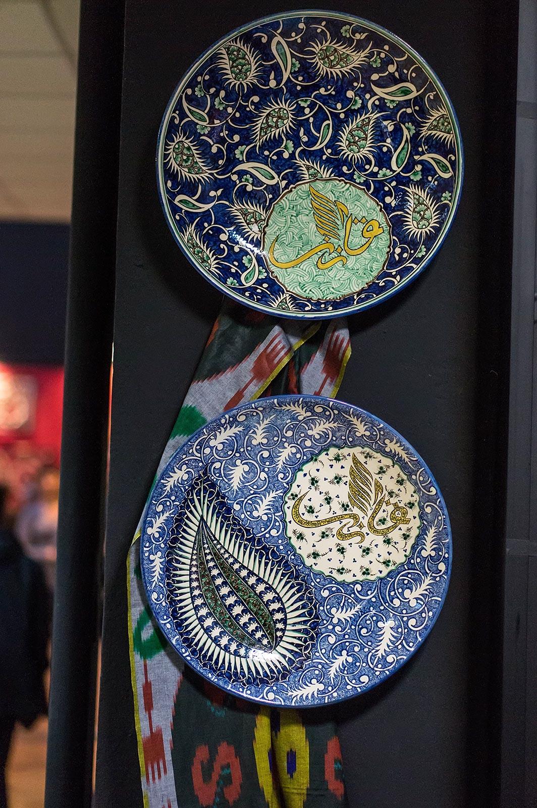 Фото №135983. Мастерская керамики Рустама Усманова