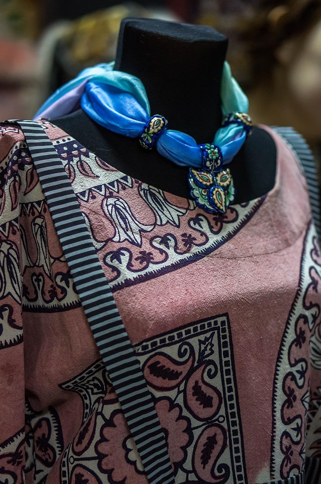 Фото №136025. Коллекция этнической одежды производства Арт-студии «Айсель»