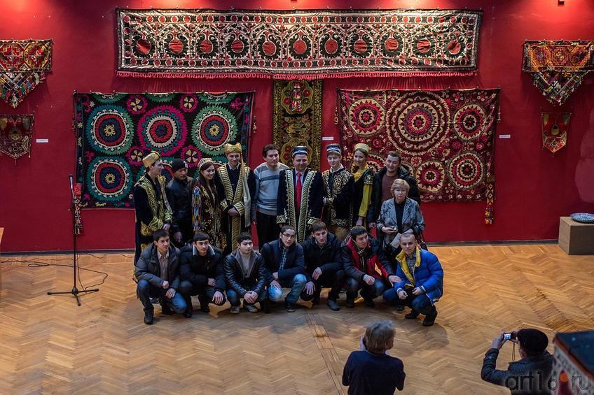 Фото №136043. «Восточный Караван», выставка в Галерее современного искусства, 7 февраля 2013