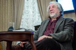 Юрий Кублановский в Дома Аксенова. Встреча с читателями