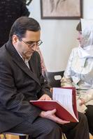 Парвиз Гасеми, атташе по культуре Генерального консульства ИРИ
