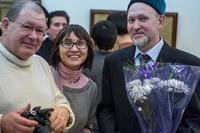 Нияз Халитов, Наиля Халитова, Ришат Саляхутдинов