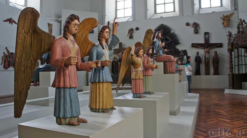Фото №92661. Ангелы. Третий слева: Ангел. XIXbp Д.Габово. Н.М.Кирьянов