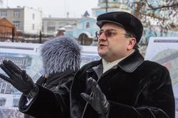 Семин А.В. Пресс-тур   для журналистов по объектам реставрации (ASG), 11.02.2013