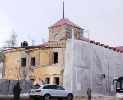 Реконструкция и реставрация по улице Тукая, 16 Усадьбы ''Шакира-солдата'', XIX в, гл. дом