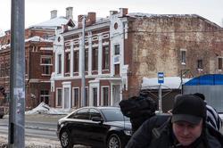 Ул Тукая. реконструкция квартала