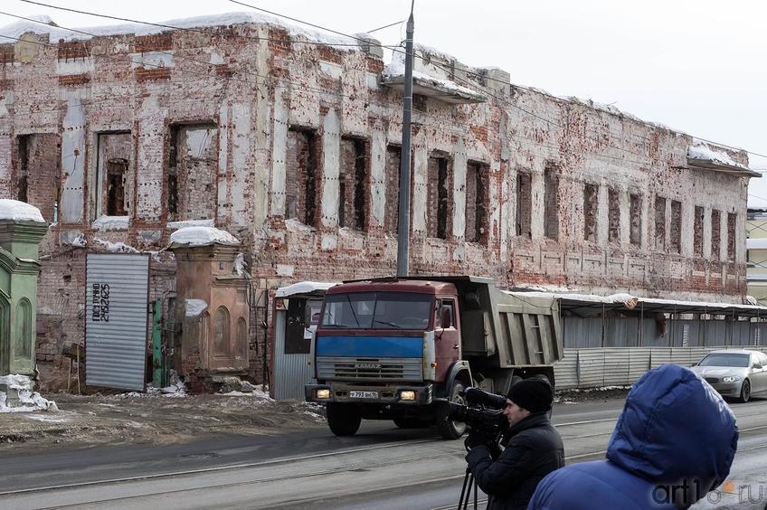 Фото №136882. Реконструкция западной части квартала компанией ASG по ул. Тукаевской