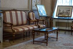 Фрагмент интерьера Казанской ратуши