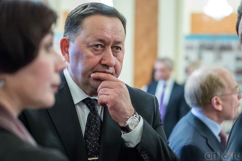 Фото №136984. Сибагатуллин Айрат Миннемуллович, министр Культуры РТ