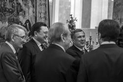 Встреча Президента Республики Татарстан Рустама Минниханова