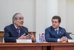 Минтимер Шарипович Шаймиев, Ильсур Раисович Метшин