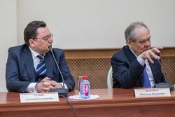 Алексей Владимирович Семин, Минтимер Шарипович Шаймиев