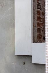 Фрагмент фасада. Оконный проём