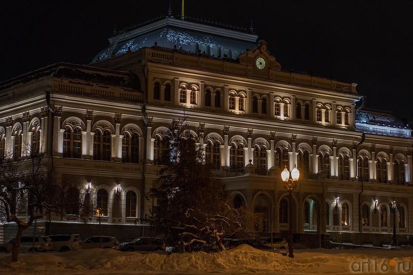 Фото №137172. Здание Казанской Ратуши
