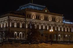 Здание Казанской Ратуши