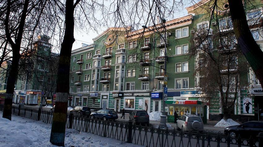 Фото №90865. Комсомольский проспект. Пермь, 2012