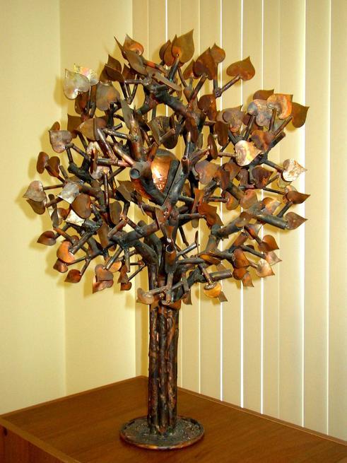 Дерево. 2003::29-04-08 Открытие выставки художников Татарстана