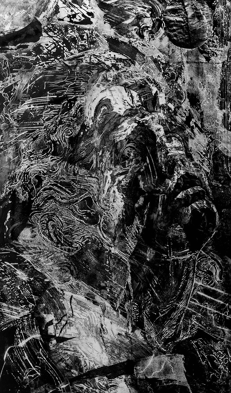 Фото №138314. ИЗ ПОСВЯЩЕНИЙ Л.В.Б. На тему ПЕРГАМА «ТЩЕТНОСТЬ НАДЕЖД». 2000