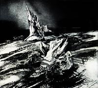 КОРЯГИ НА РЕКЕ. Из серии «ТУВА». 1984-1985