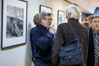 Лопаткин Александр Нарциссович на открытии выставки Александра Борисовича Суворова