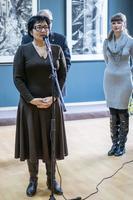 Розалия Миргалимовна Нургалеева, директор ГМИИ РТ, Вера Владимировна Карасева