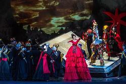 Опера «Дон Кихот», XXXI Шаляпинский оперный фестиваль