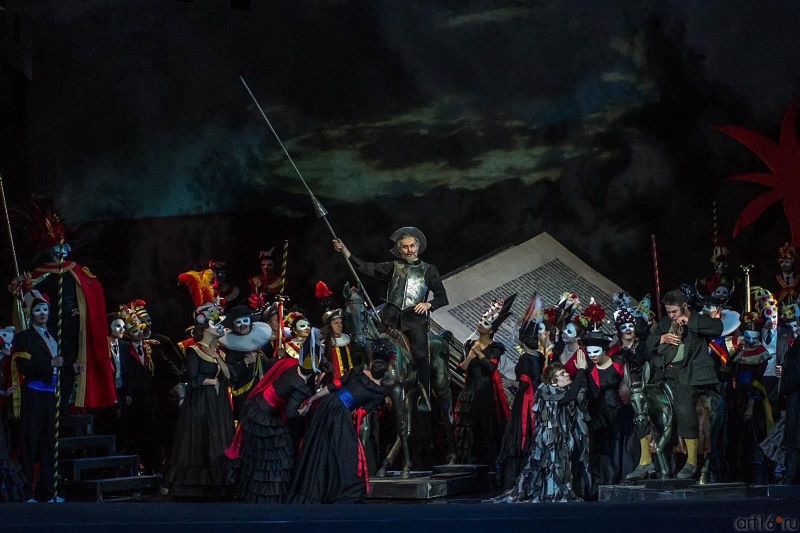 ::Опера «Дон Кихот», XXXI Шаляпинский оперный фестиваль