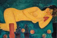 «Исповедь художника». Выставка памяти И. Зарипова