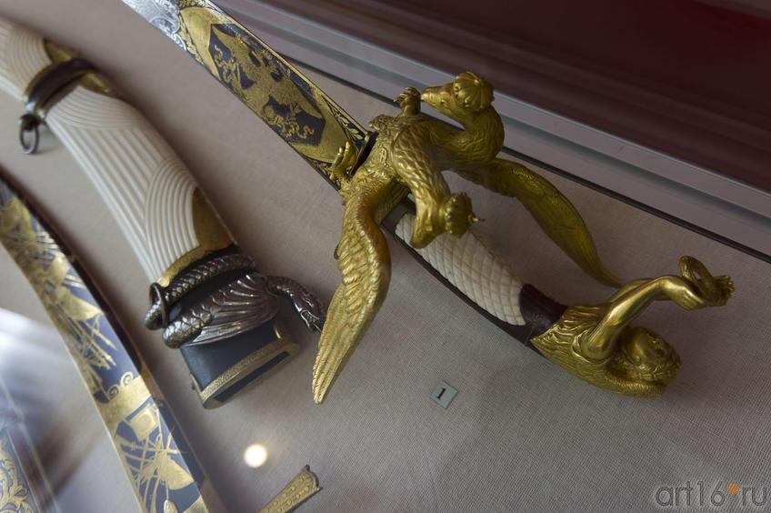 Фото №72180. Сабля ''Слава'', Мастер Бушев, 1824г., Златоуст, Россия