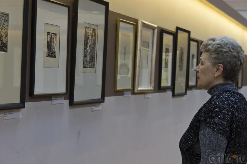 Фото №76617. С.Грунис на открытии выставки в Манеже