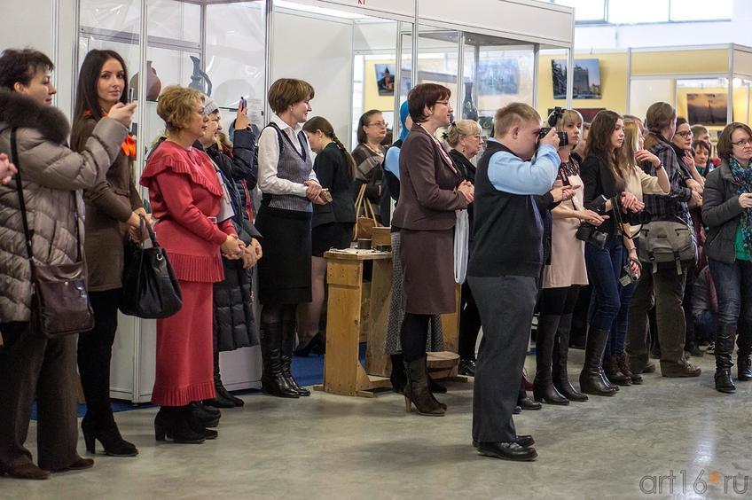 «Арт-галерея. Казань — 2013». Открытие, 21.02.2013::Арт-галерея 2013 на Казанской ярмарке