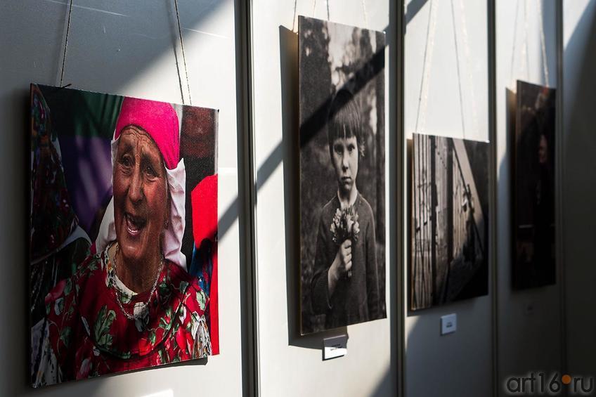 Фрагмент фотовыставки «Казанская красавица»::Арт-галерея 2013 на Казанской ярмарке
