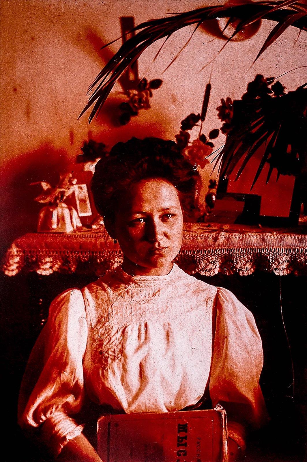 Фото №140025. Источникова Елизавета Константиновна (1886-1961). Фотографии 1910-1914 годов. Казань