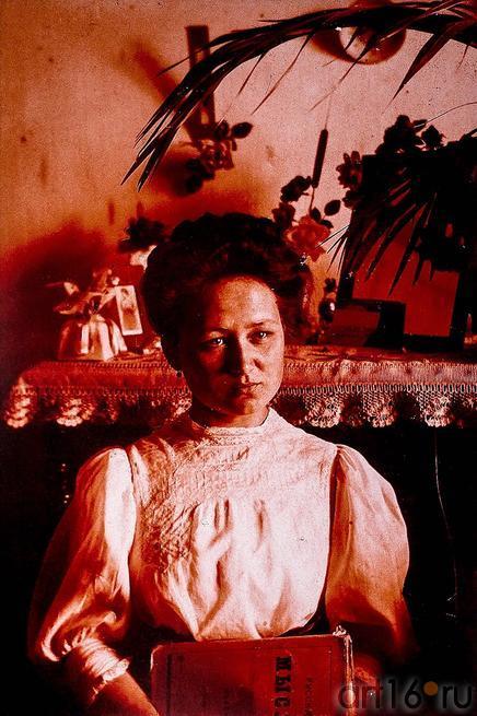 Источникова Елизавета Константиновна (1886-1961). Фотографии 1910-1914 годов. Казань::Арт-галерея 2013 на Казанской ярмарке