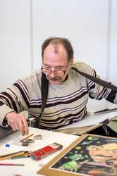 Азимов Ильдус на «Арт-галерее. Казань 2013»