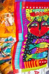 Платки на «Арт-галерее. Казань —2013»