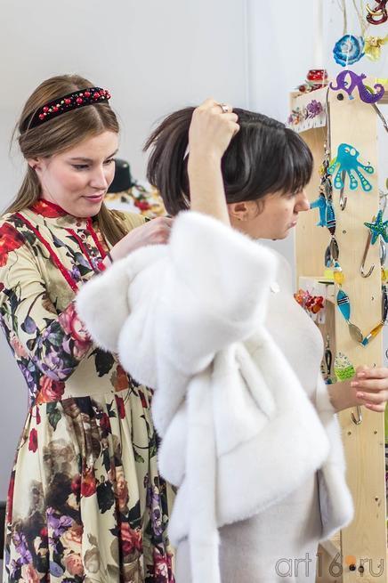 Дизайнер Рената Дорофеева::Арт-галерея 2013 на Казанской ярмарке