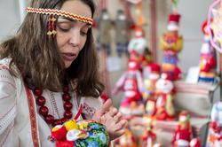 Ирена Палей. Обережные куклы (Казань). «Арт-галерея. Казань — 2013»