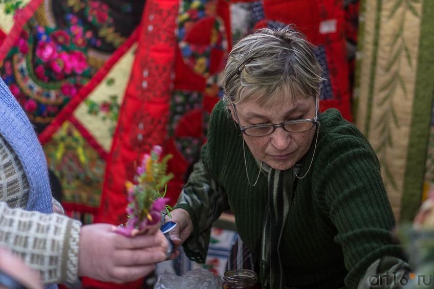 На «Арт-галерее. Казань —2013» ::Арт-галерея 2013 на Казанской ярмарке