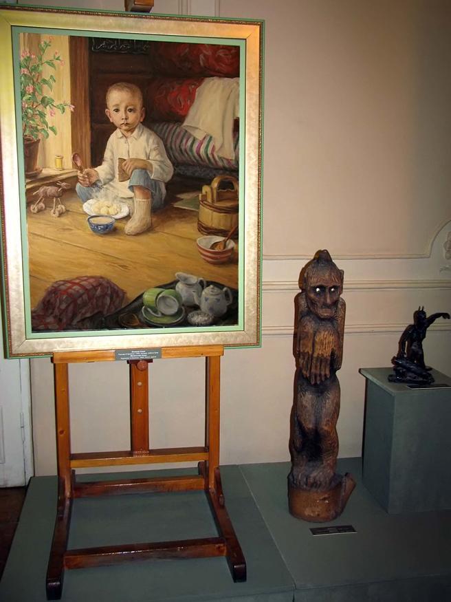 Фото №43036. Маленький Апуш. 1958 /Шурале. 1986 /Шурале. 1986