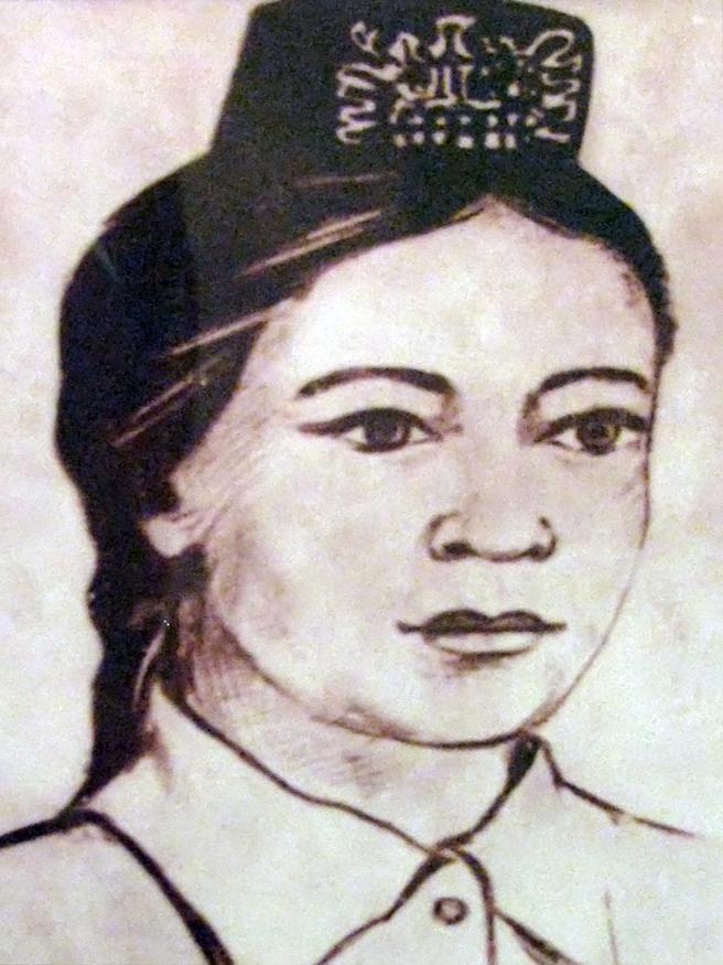 Фото №43091. Мать Г. Тукая Бибимамдуда (1864-1890)