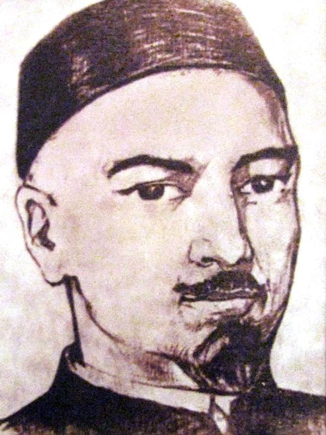 Фото №43096. Отец Г.Тукая Мухаметгариф (1842-1886)