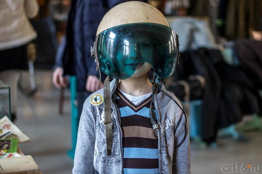 Фото №140496. Летный шлем