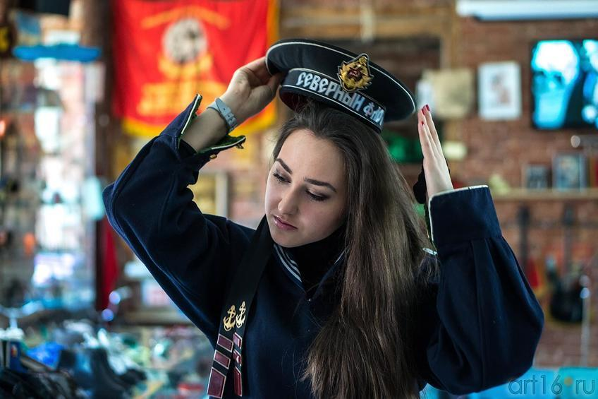 Фото №140592. Елена Моисеева. Сев. флот
