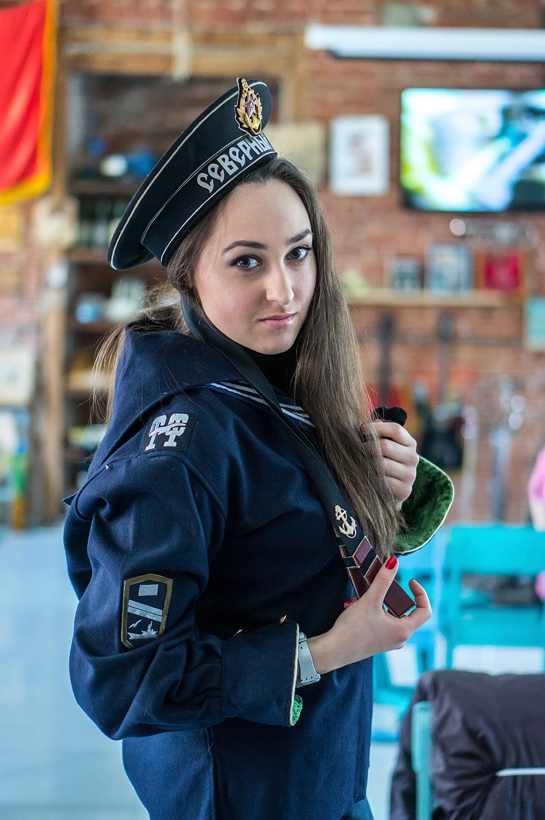 Фото №140598. Елена Моисеева. Сев. флот