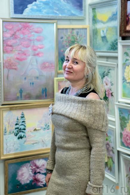 Миля Нуруллина::Арт-галерея 2013, на Казанской ярмарке ( ч.2)