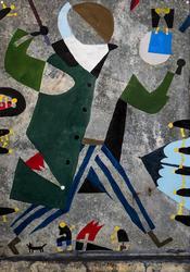 Юрий Штапаков. Иллюстрация прозы Б.Виана ''Пена дней''