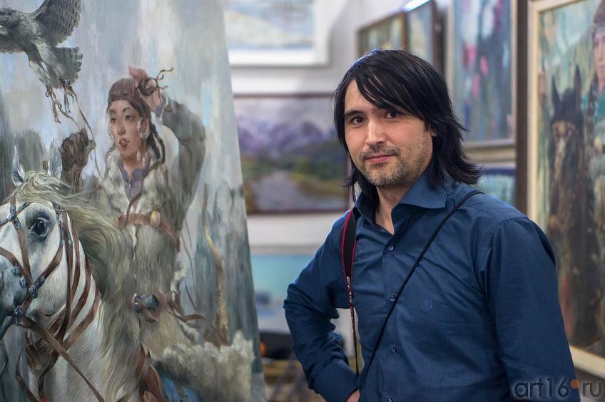 Булат Гильванов::Арт-галерея 2013, на Казанской ярмарке ( ч.2)