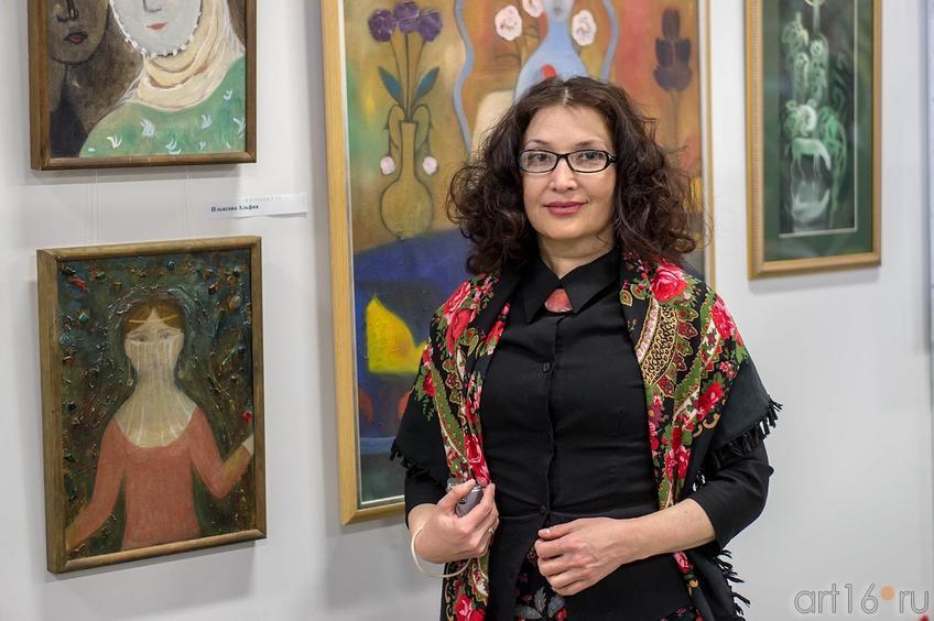 Альфия Ильясова::Арт-галерея 2013, на Казанской ярмарке ( ч.2)