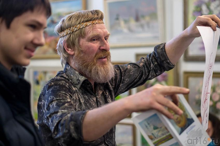 Анатолий Пашин::Арт-галерея 2013, на Казанской ярмарке ( ч.2)